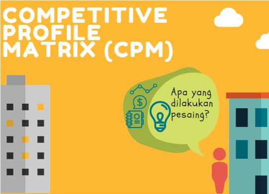 Ma trận hồ sơ cạnh tranh CPM